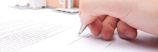 A escritura do imóvel é sempre obrigatória?