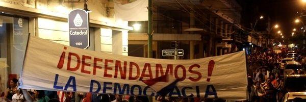 Democracia sem direitos ou direitos sem democracia?