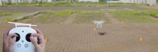 Operação de Drones com Segurança