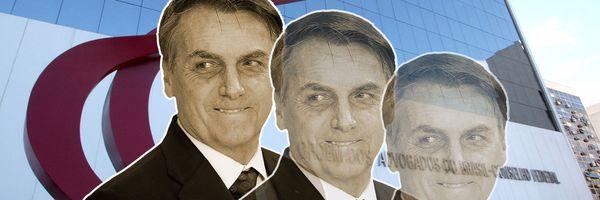 OAB publica nota de repúdio às declarações do presidente Jair Bolsonaro