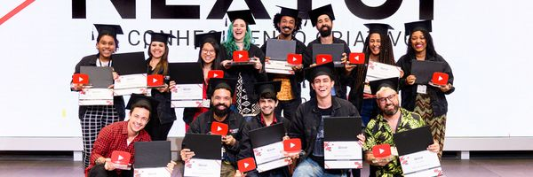 Como foi participar do YouTube NextUp