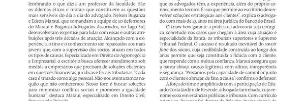 Revista Brasília Encontro - Quem é Quem no Direito no Distrito Federal 2019/2020