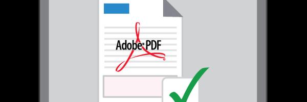 Como gerar um arquivo PDF/A para fins de prova documental?