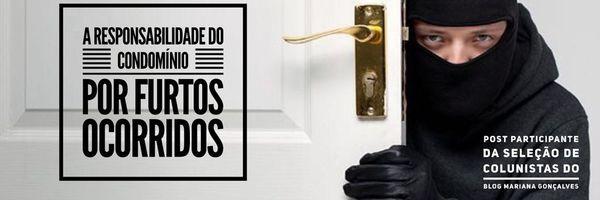 A responsabilidade do condomínio por furtos ocorridos na garagem do edifício