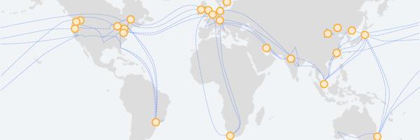 Governança de dados hospedados no exterior