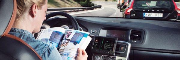 Carros Autônomos – o futuro se aproxima