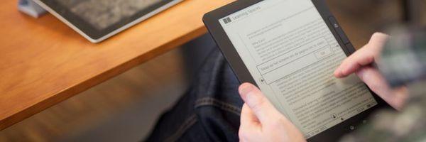 """""""E-books"""" mais baratos? Livros digitais agora têm imunidade tributária"""
