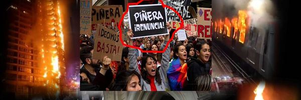 Terrorismo e devassidão reúnem esquerda da América Latina