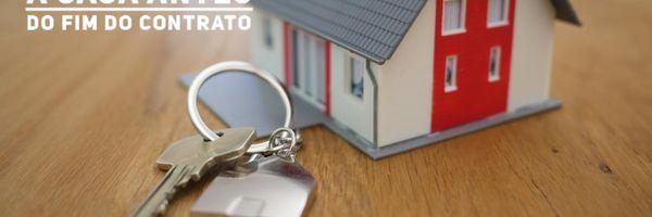 Locador quer a casa antes do fim do contrato. Pode isso?
