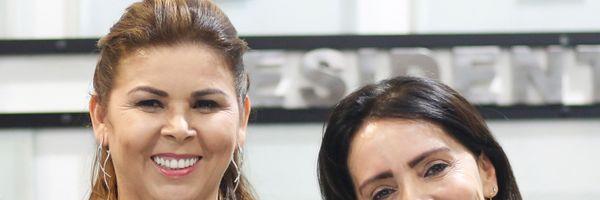 Emília Corrêa prestigia posse da desembargadora Vilma Amorim no TRT20