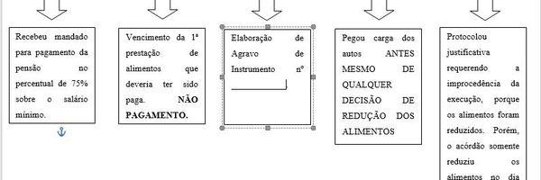 [Modelo] Impugnação/Réplica à Justificativa de não Pagamento dos Alimentos