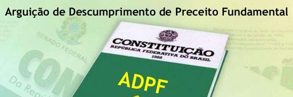 STF - É possível celebrar acordo em ADPF?