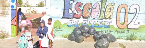 TJ condena Distrito Federal a reformar escola pública
