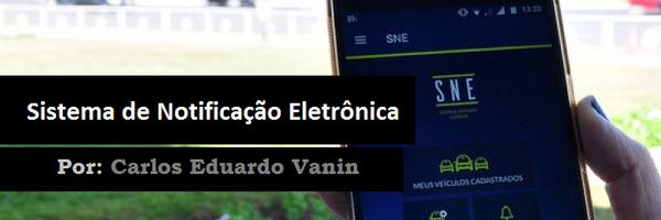 Sistema de Notificação Eletrônica (SNE)