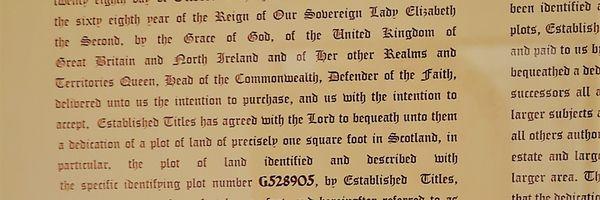 """O Título de Lord """"comprado"""" tem valor jurídico?"""