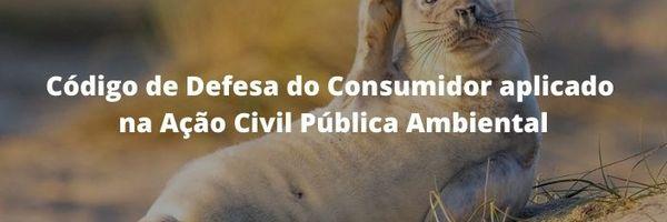 Ação civil pública ambiental à luz do Código de Defesa do Consumidor
