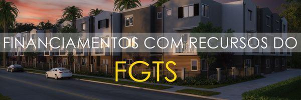 Financiamentos com recursos do FGTS