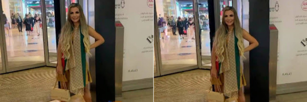 """Deolane Bezerra provoca OAB em viagem a Dubai: """"Não pode ostentar"""""""