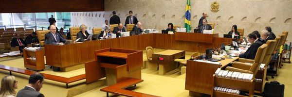 Após indicação de maioria por competência da Justiça Eleitoral, STF suspende julgamento