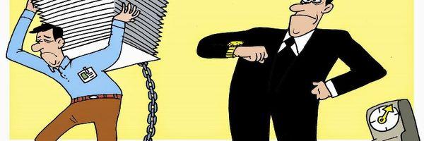 Servidor público concursado: o culpado de tudo