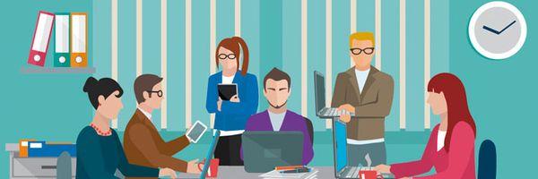 5 virtudes essenciais no ambiente de trabalho
