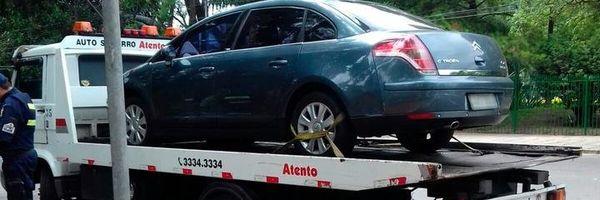 Um amigo foi preso com meu carro. E agora pra recuperá-lo?