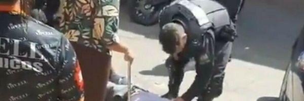 Justiça determina prisão de PM que agrediu Advogado em Goiânia