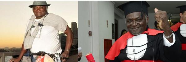 Pedreiro de 63 anos se forma em Direito após pedalar 42 km todos os dias para estudar