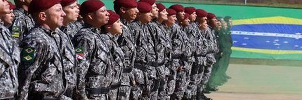 CCJ discute nesta quarta, 18, criação de quadro da Força Nacional