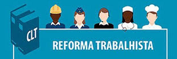 Efeitos da reforma trabalhista