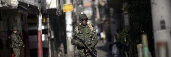 Governo Federal decreta intervenção na Segurança Pública do Estado do Rio de Janeiro.