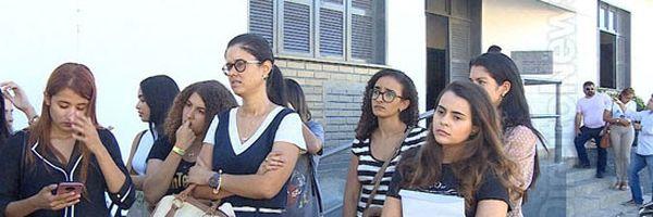 Estudantes de Direto descobrem calote às vésperas da formatura e denunciam empresa