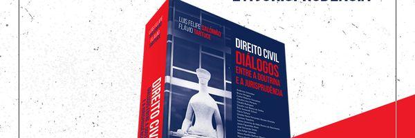 Lançamento de livro: Direito Civil -Diálogos entre a Doutrina e a Jurisprudência