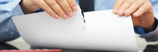 Como conseguir rescindir o contrato de compra e venda de um lote sem pagar multa