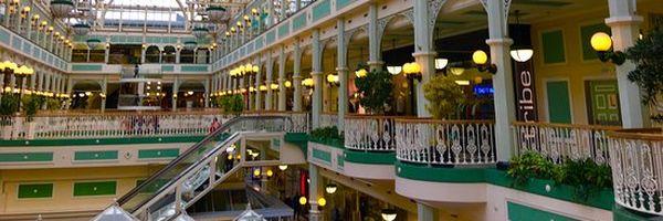 Lojistas de Shopping sofrem com ações de despejo em SP