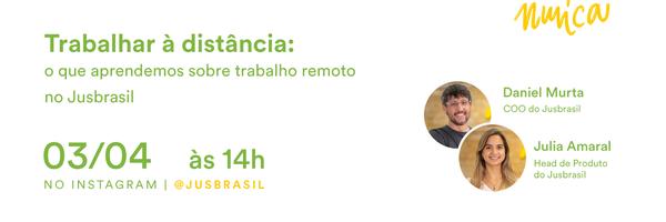 Trabalhar à distância - com Daniel Murta e Julia Amaral (LIVE)
