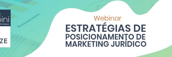 Webinar gratuito - Estratégias de Marketing Jurídico Ético