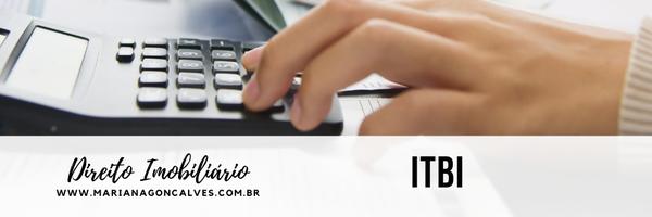 O ITBI deve ser pago quando se faz um compromisso de compra e venda?