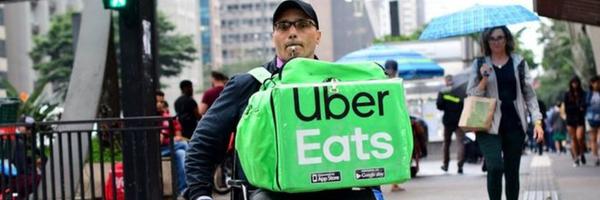 'Oito horas sem comer, só consegui tomar água': o cadeirante que entrega comidas por aplicativos na avenida Paulista