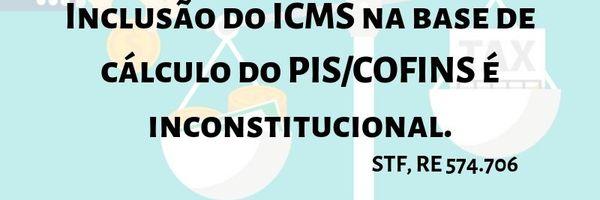 Recuperação de PIS/Cofins sobre Imposto sobre Circulação de Mercadorias e Serviços (ICMS)