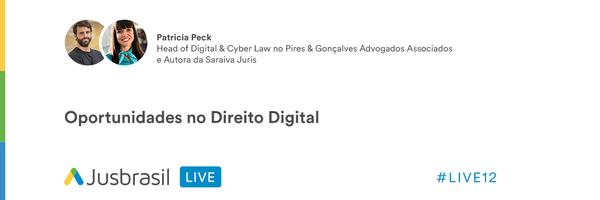Resumo LIVE#12 - Oportunidades no Direito Digital