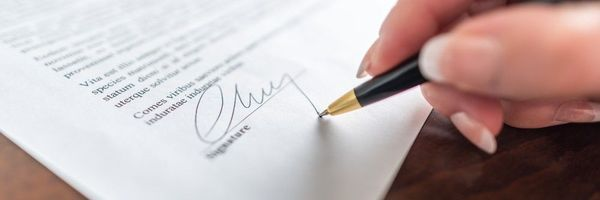 Um detalhe que faz toda a diferença em contrato de financiamento direto com imobiliária