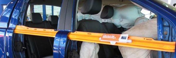 Projeto que tornam obrigatórias as barras laterais para veículos é aprovado na CCJ