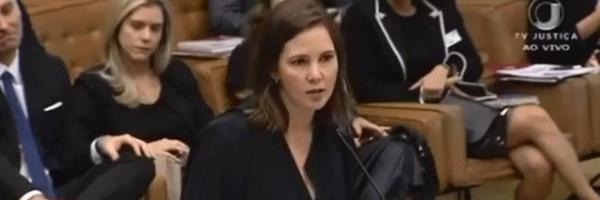 OAB defende advogada que Marco Aurélio corrigiu: 'sua excelência é ela'