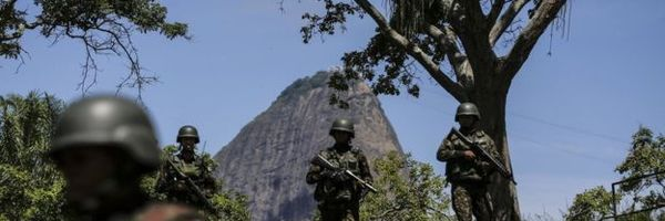 As aposentadorias de militares no Brasil são mais generosas que as de outros países?