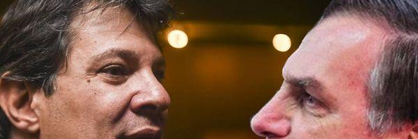 [Debate] Bolsonaro x Haddad: qual melhor proposta de governo?