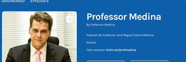 Podcast do Professor Medina - Episódio 26