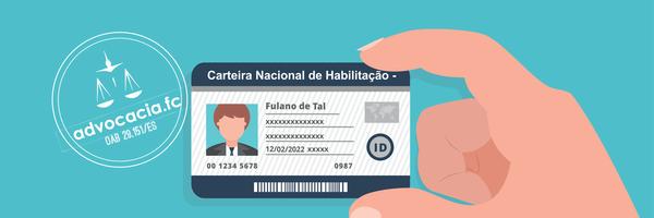 Devedores podem ter carteira de motorista SUSPENSA.