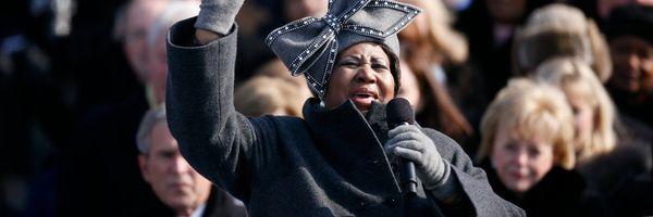 Aretha Franklin: o respeito pelo o que era