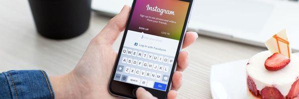 Instagram pessoal e profissional